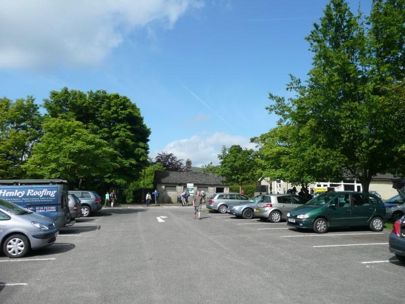 Edale Car Park