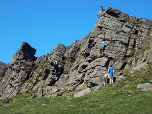 Windgather Rocks